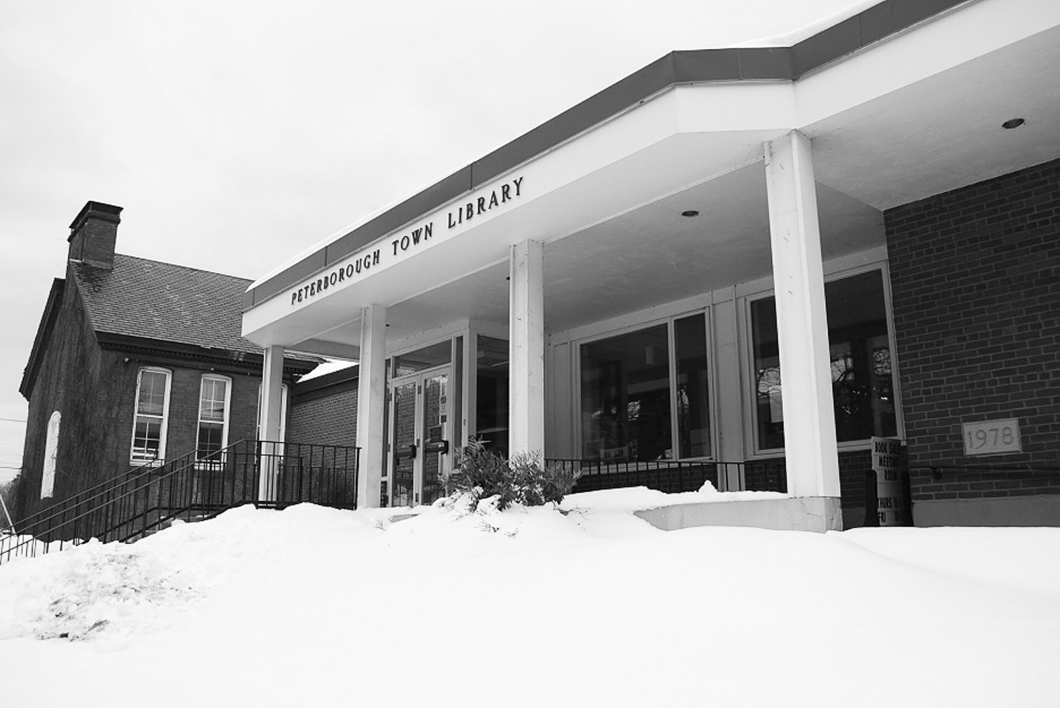 Best State In America: New Hampshire, For Loving Its Libraries Library